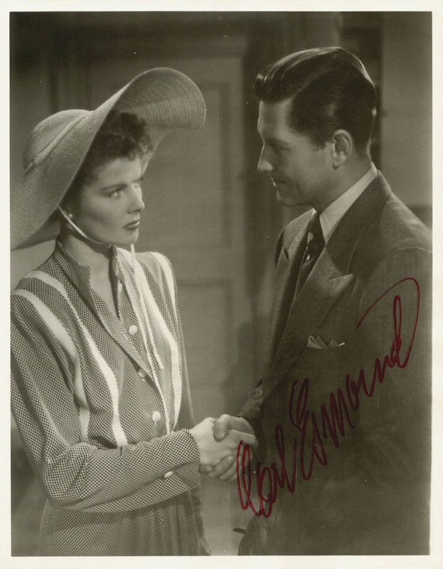 Image 1 for Carl Esmond - Autographed Signed Photograph - HFSID 36614