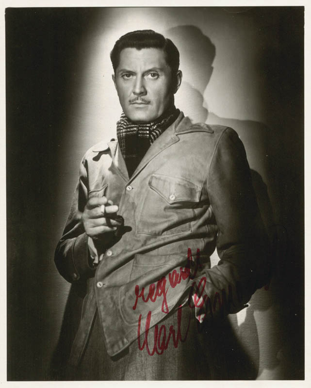 Image 1 for Carl Esmond - Autographed Signed Photograph - HFSID 36615