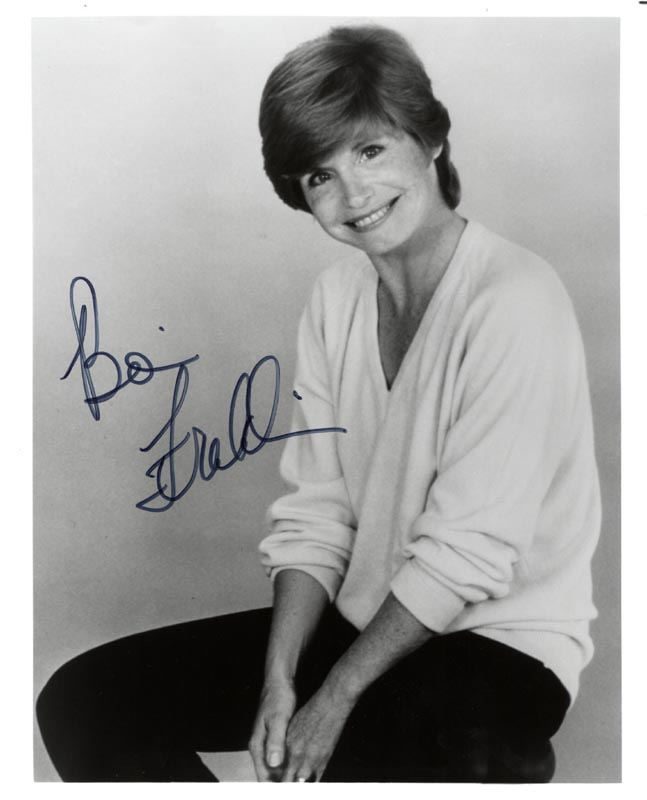 Image 1 for Bonnie Franklin - Autographed Signed Photograph - HFSID 36978