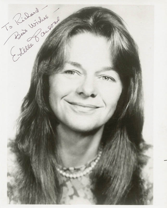 Image 1 for Estelle Parsons - Autographed Inscribed Photograph - HFSID 37102