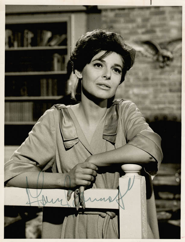 Image 1 for Anne Bancroft - Autographed Signed Photograph - HFSID 37244