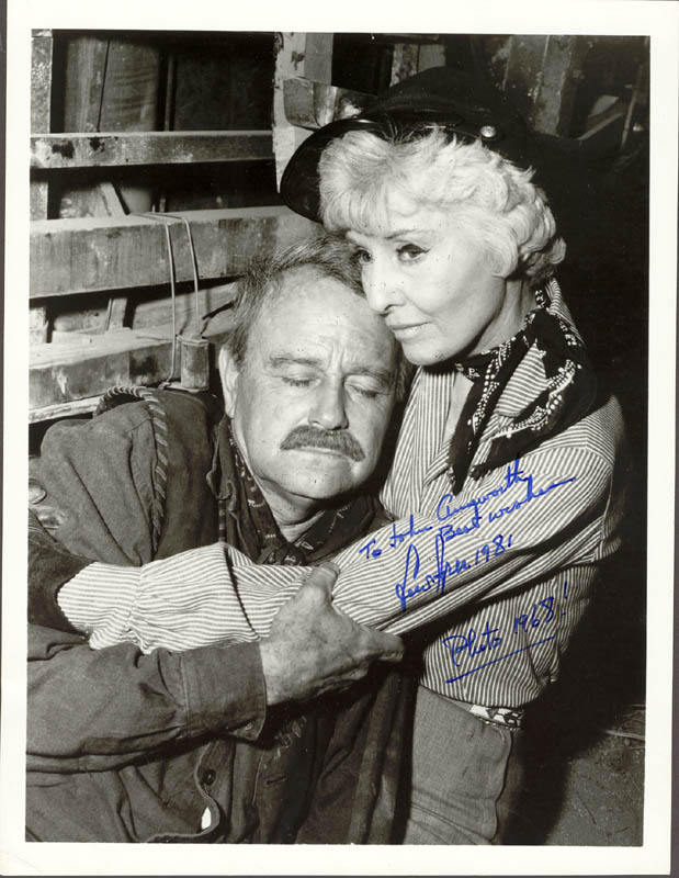 Image 1 for Lew Ayres - Autographed Inscribed Photograph 1981 - HFSID 37270