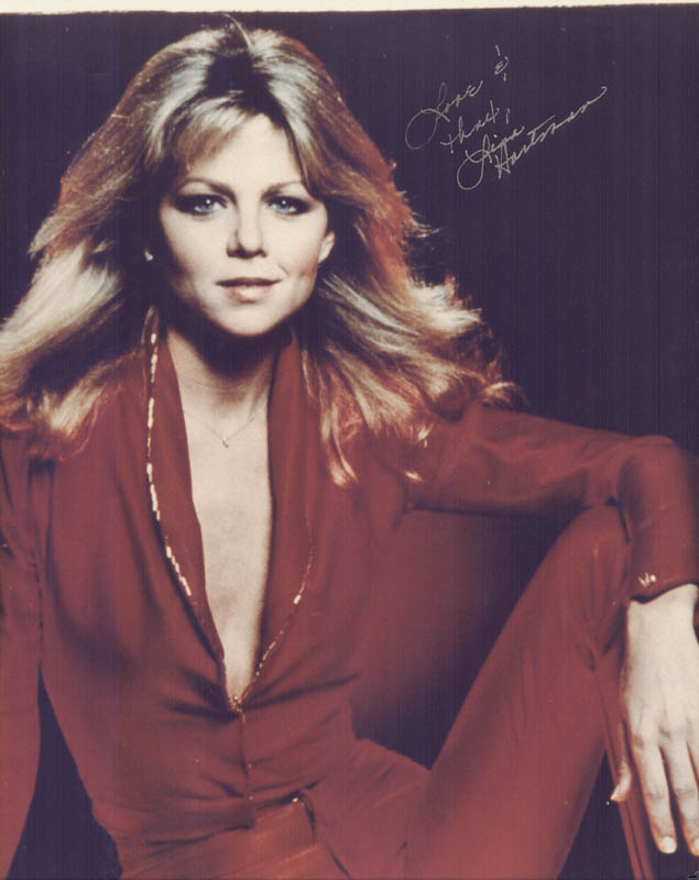 Image 1 for Lisa Hartman - Autographed Signed Photograph - HFSID 37458