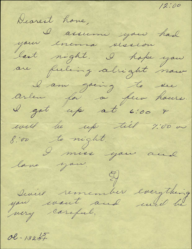Image 1 for Howard Hughes - Autograph Letter Unsigned With Jean Peters - HFSID 38076