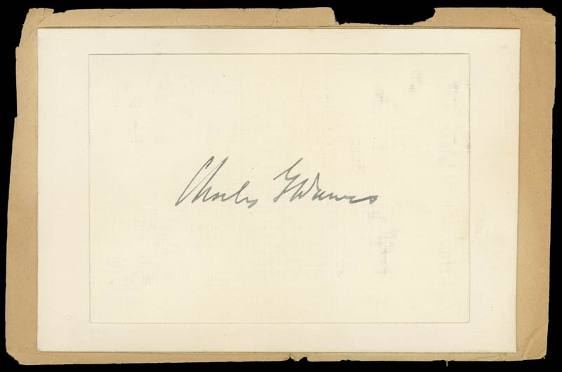 Image 1 for Vice President Charles G. Dawes - Autograph - HFSID 3833