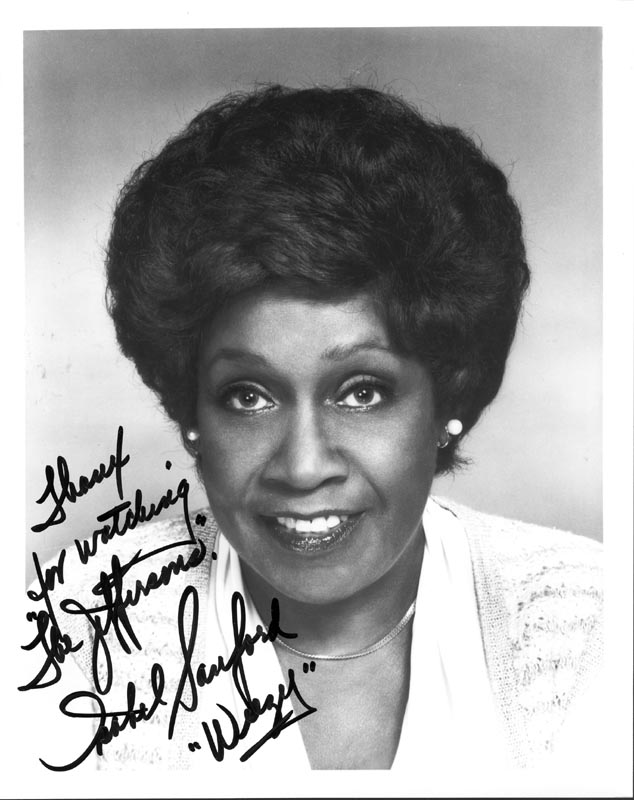 isabel sanford emmy