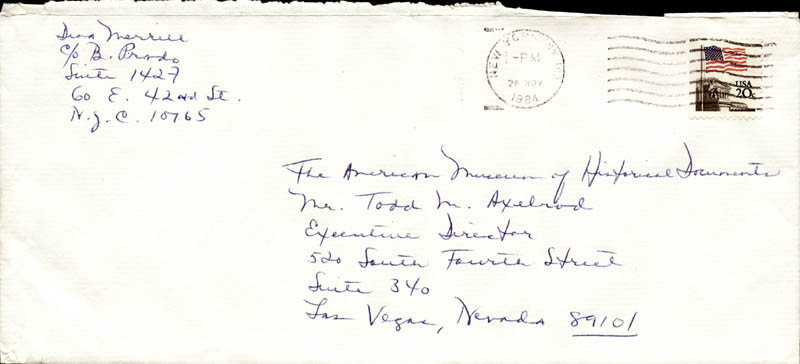 Image 4 for Dina Merrill - Biography Signed - HFSID 40650