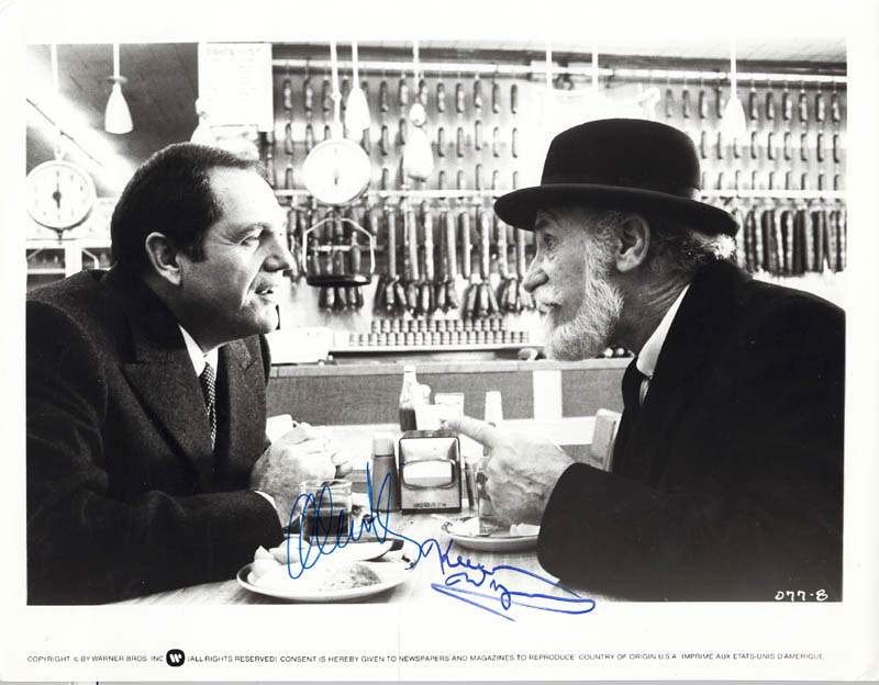 Image 1 for Just Tell Me What You Want Movie Cast - Autographed Signed Photograph co-signed by: Alan King, Keenan Wynn - HFSID 40952