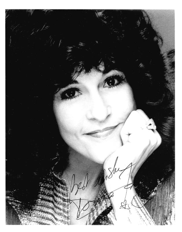 Image 1 for Donna Fargo - Autographed Signed Photograph - HFSID 4272
