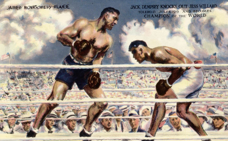 Image 3 for Jack Dempsey - Autograph Note Signed - HFSID 43336