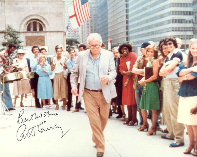Image 1 for Art Carney - Autographed Signed Photograph - HFSID 43560