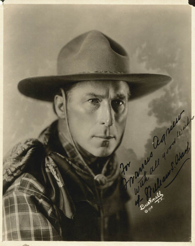 Image 1 for William S. Hart - Autographed Inscribed Photograph - HFSID 43960