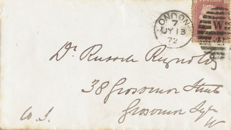 Image 4 for William '1st Baronet' Jenner - Autograph Letter Signed 07/12/1872 - HFSID 43975