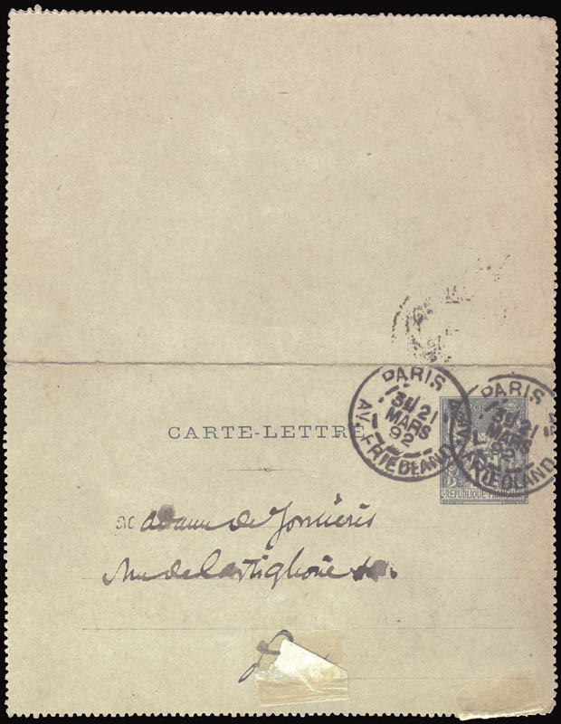 Image 3 for Edouard Detaille - Autograph Letter Signed - HFSID 44044