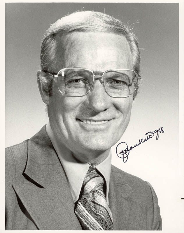 Image 1 for Frank Mcgee - Autographed Signed Photograph - HFSID 44353