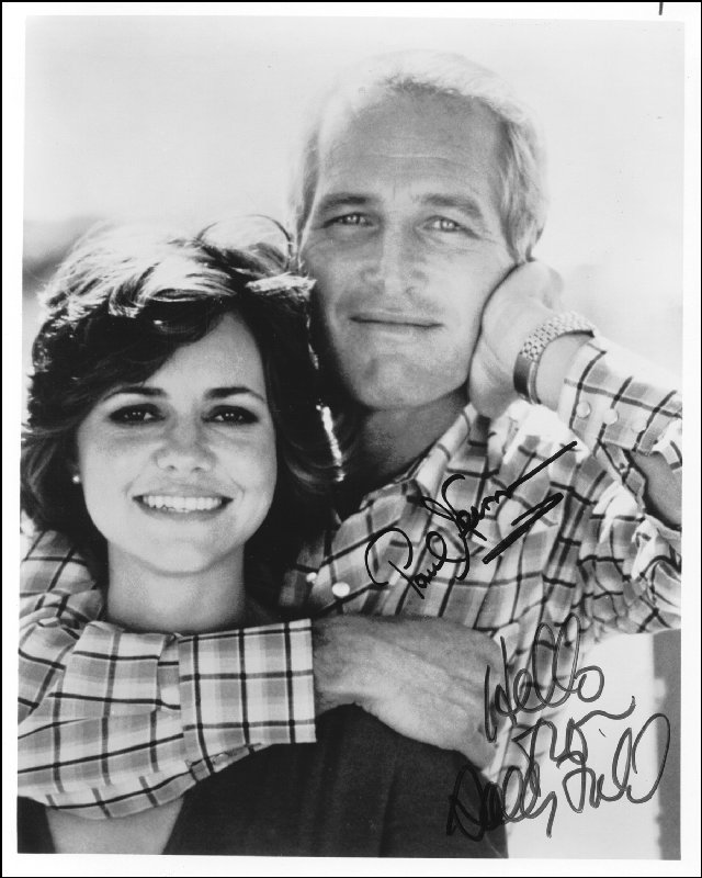 Image 1 for Absence Of Malice Movie Cast - Autographed Signed Photograph co-signed by: Paul Newman, Sally Field - HFSID 44982