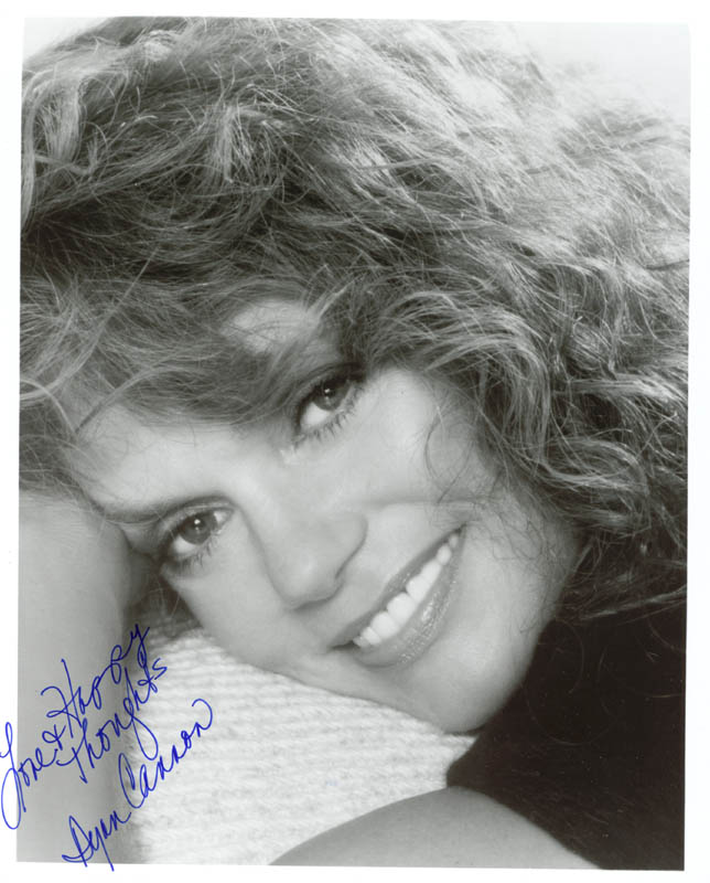 Image 1 for Dyan Cannon - Autographed Signed Photograph - HFSID 45136