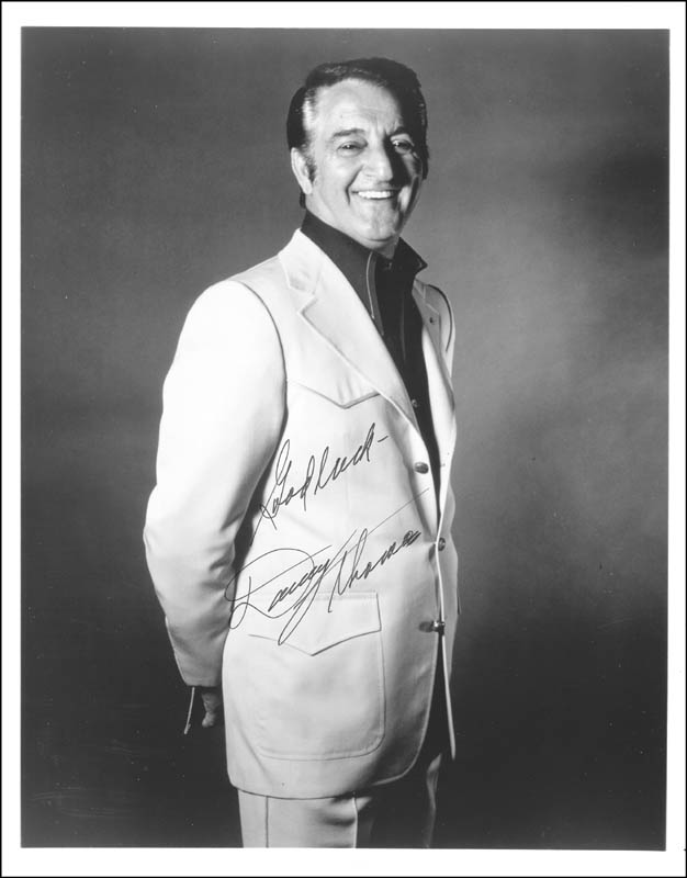 Image 1 for Danny Thomas - Autographed Signed Photograph - HFSID 45682