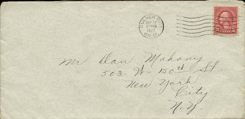 Image 4 for Joan Crawford - Autograph Letter Signed 1927 - HFSID 47542