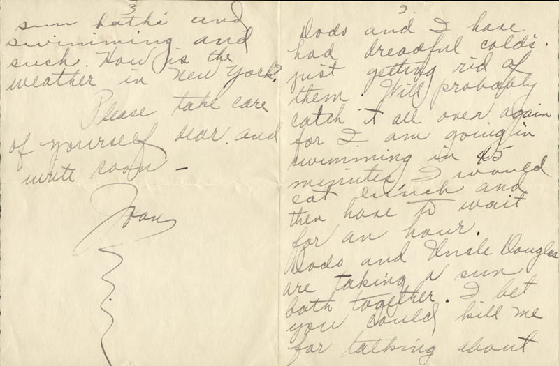Image 1 for Joan Crawford - Autograph Letter Signed 09/24/1928 - HFSID 47555