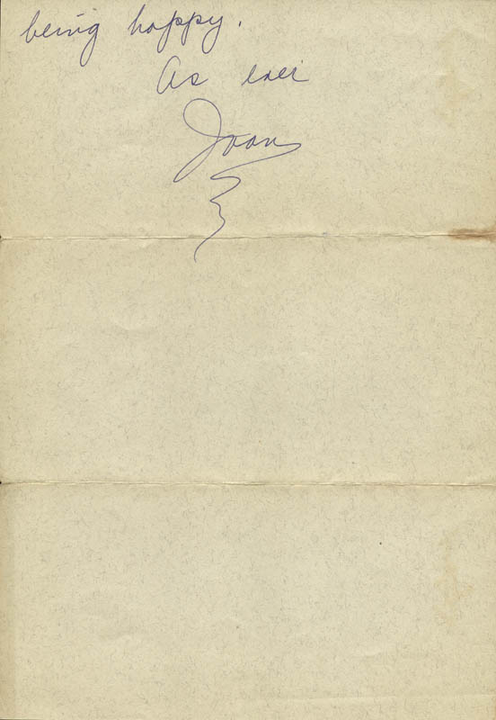 Image 1 for Joan Crawford - Autograph Letter Signed - HFSID 47566