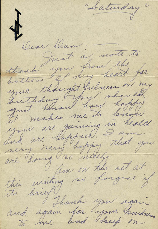 Image 3 for Joan Crawford - Autograph Letter Signed - HFSID 47566