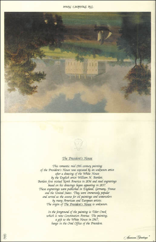Image 4 for President James E. 'Jimmy' Carter - White House Christmas Card Signed co-signed by: First Lady Rosalynn Carter - HFSID 48116