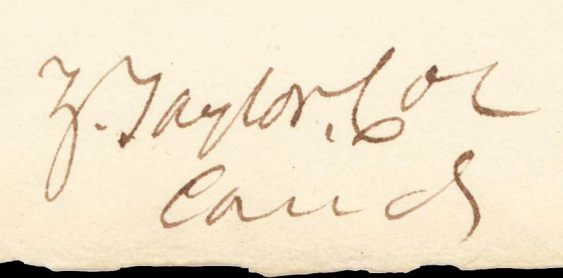 Image 3 for President Zachary Taylor - Manuscript Document Signed 8/1832 co-signed by: Thomas P. Gwynn - HFSID 4945