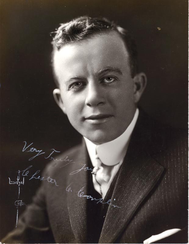 Image 1 for Chester Conklin - Autographed Signed Photograph - HFSID 49873