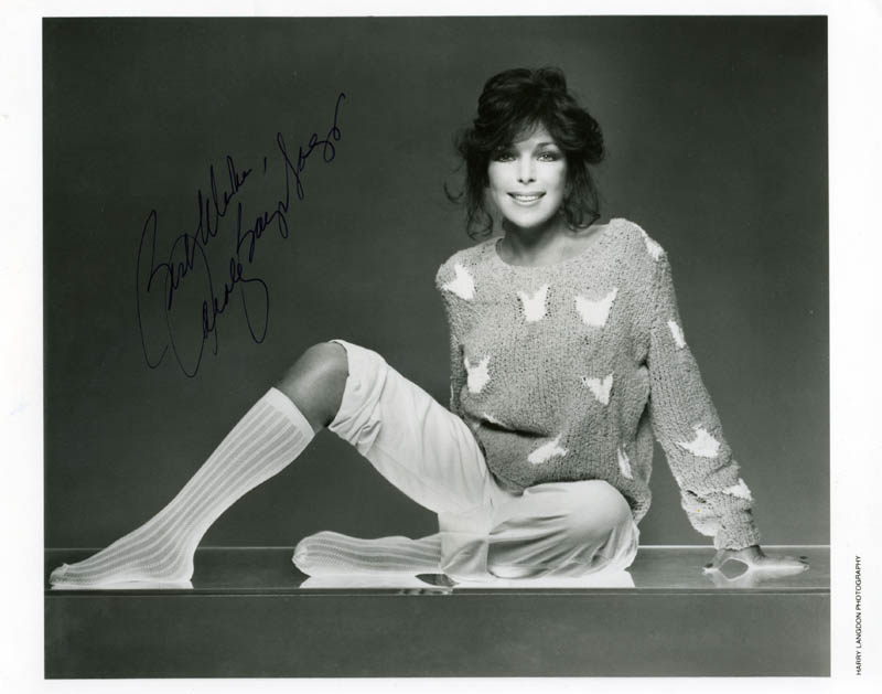 Image 1 for Carole Bayer Sager - Autographed Signed Photograph - HFSID 50106