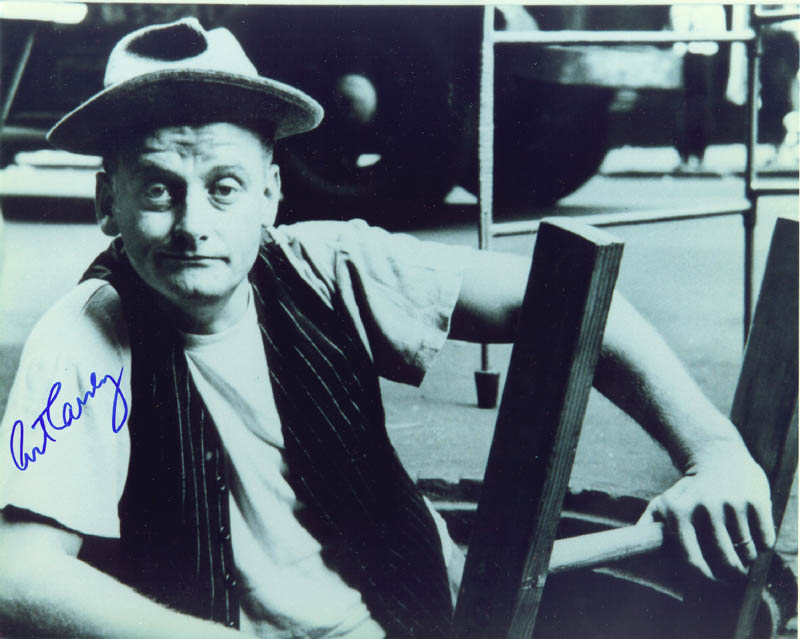 Image 1 for Art Carney - Autographed Signed Photograph - HFSID 50650