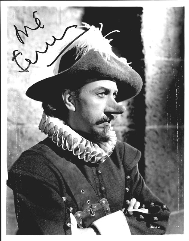 Image 1 for Jose Ferrer - Autographed Signed Photograph - HFSID 50786