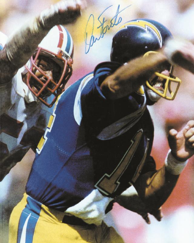 Image 1 for Dan Fouts - Autographed Signed Photograph - HFSID 51033