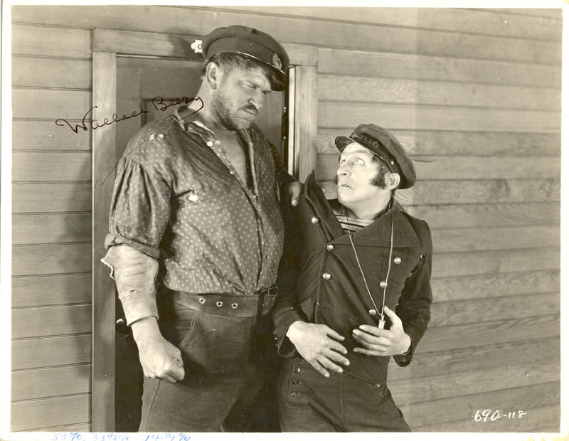 Image 1 for Wallace Beery - Autographed Signed Photograph - HFSID 51908