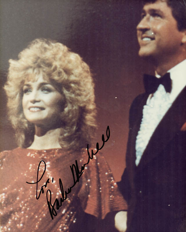 Image 1 for Barbara Mandrell - Autographed Signed Photograph - HFSID 52162