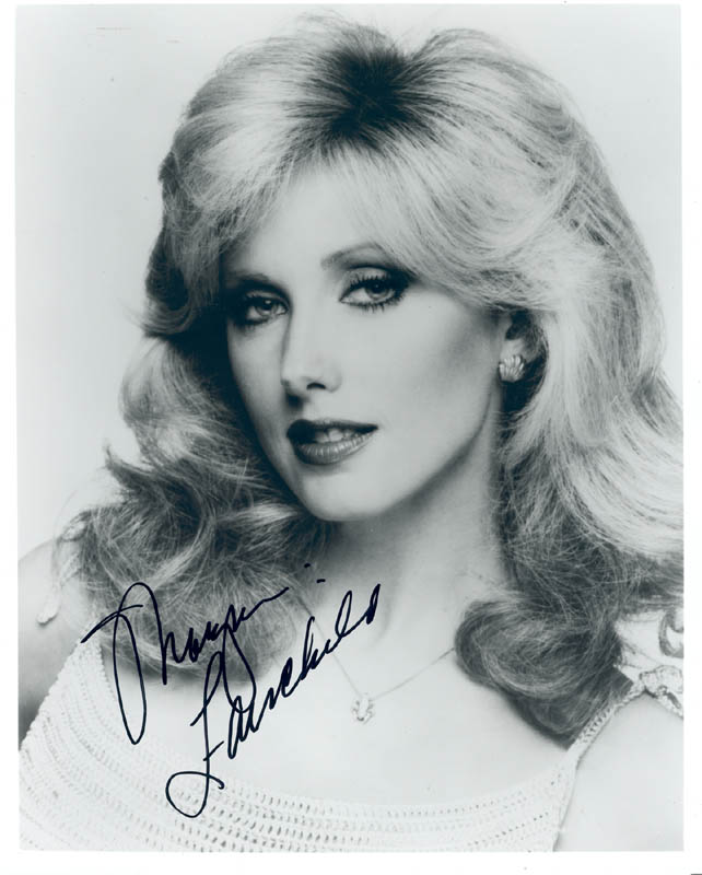 Image 1 for Morgan Fairchild - Autographed Signed Photograph - HFSID 53707