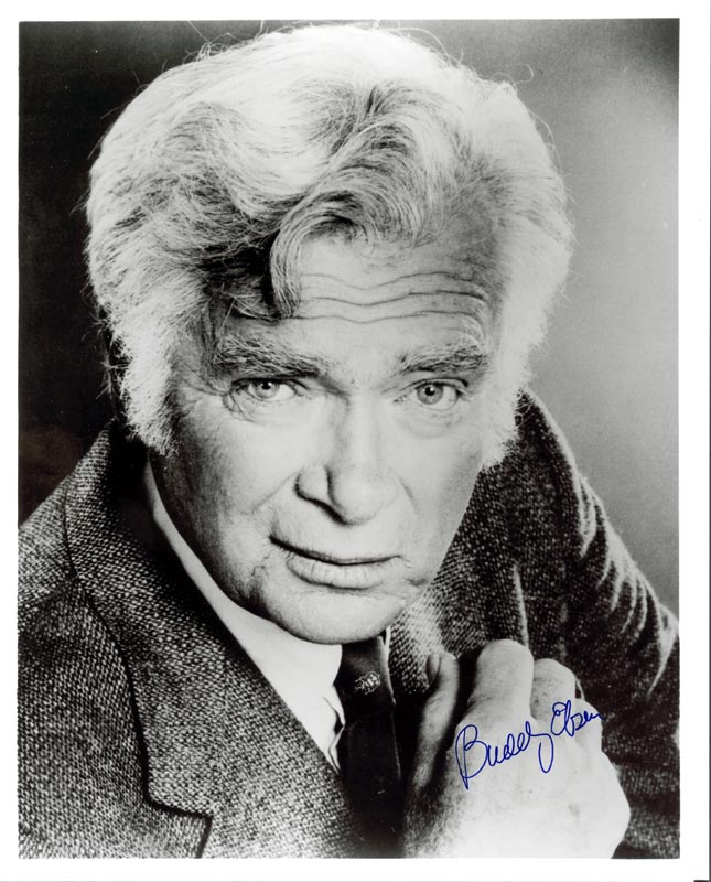 Image 1 for Buddy Ebsen - Autographed Signed Photograph - HFSID 53848