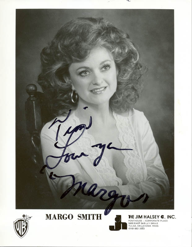 Image 1 for Margo Smith - Autographed Inscribed Photograph - HFSID 54319