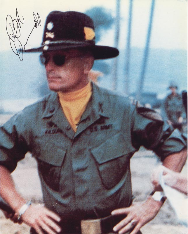 Image 1 for Robert Duvall - Autographed Signed Photograph - HFSID 54681