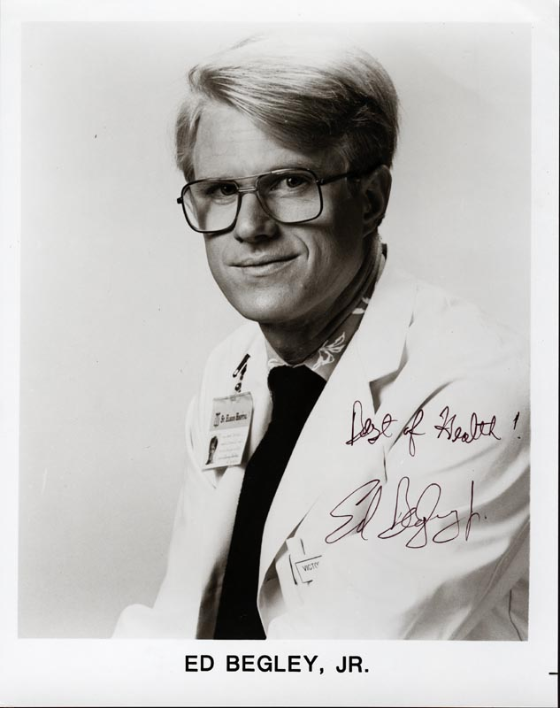 Image 1 for Ed Begley Jr. - Autographed Signed Photograph - HFSID 55904