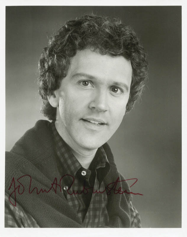 Image 1 for John Rubinstein - Autographed Signed Photograph - HFSID 56524