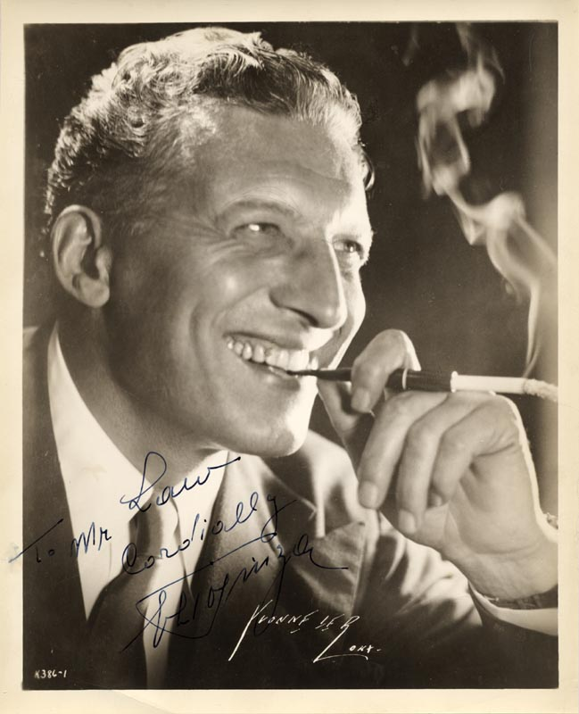 Image 1 for Ezio Pinza - Autographed Inscribed Photograph - HFSID 58985