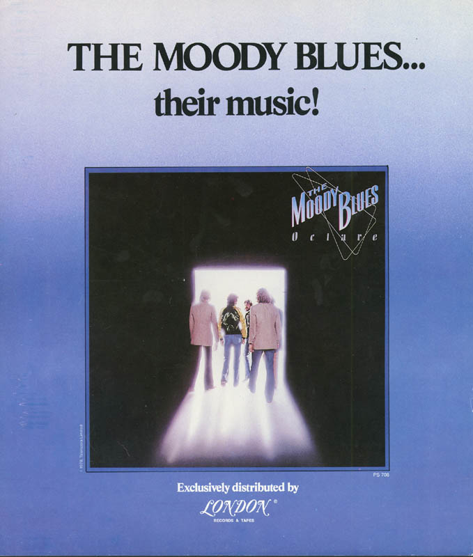 Image 1 for The Moody Blues - Inscribed Ephemera Signed with co-signers - HFSID 59166