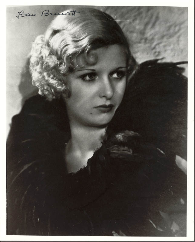 Image 1 for Joan Bennett - Autographed Signed Photograph - HFSID 59356