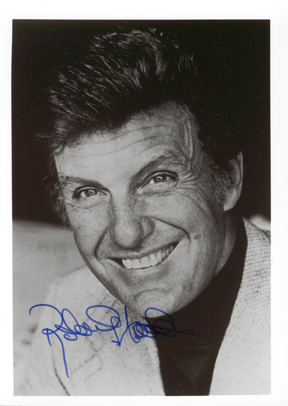 Image 1 for Robert Stack - Autographed Signed Photograph - HFSID 63488