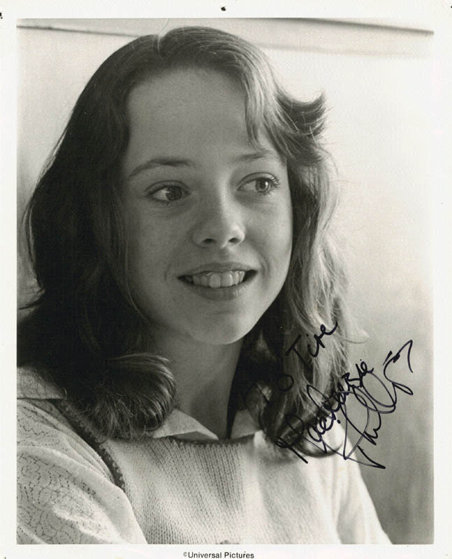 Image 1 for Mackenzie Phillips - Autographed Inscribed Photograph - HFSID 63502