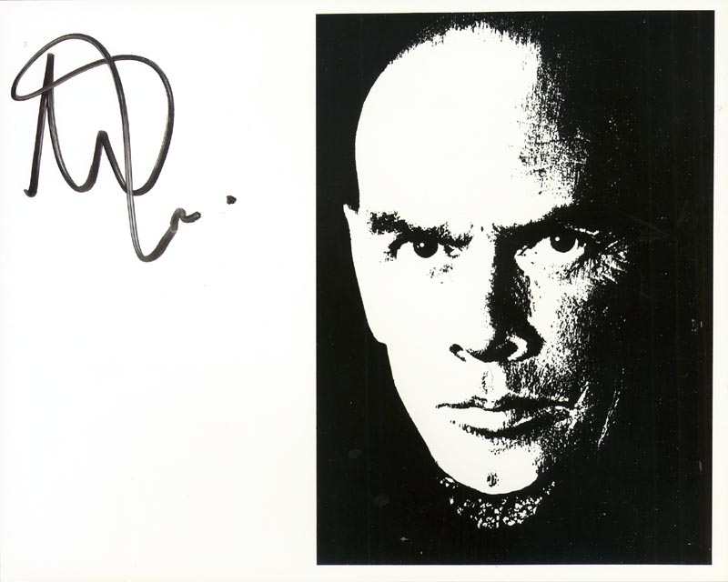 Image 1 for Yul Brynner - Autographed Signed Photograph - HFSID 67168