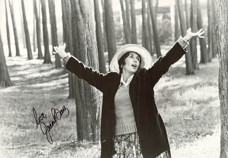 Image 1 for Joan Baez - Autographed Signed Photograph - HFSID 67192