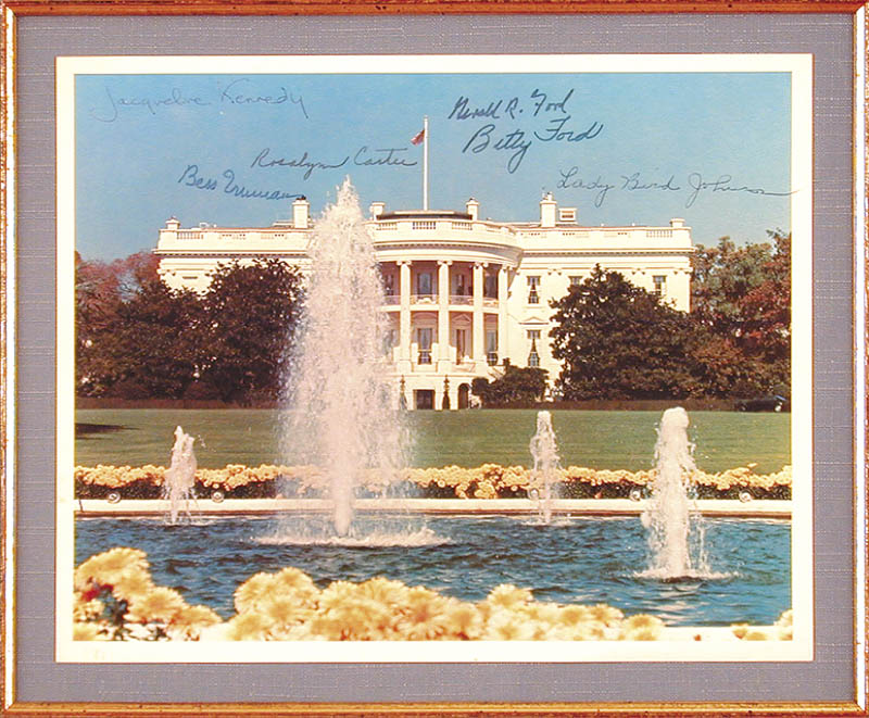 Image 3 for President Gerald R. Ford - Autographed Signed Photograph with co-signers - HFSID 67528