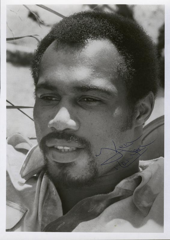 Image 1 for Ken Norton - Autographed Signed Photograph - HFSID 67590